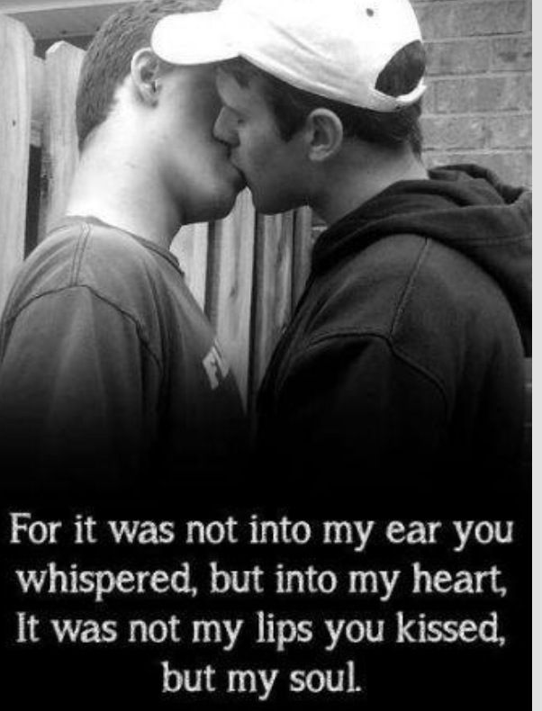 Gay Romantic Love Poems