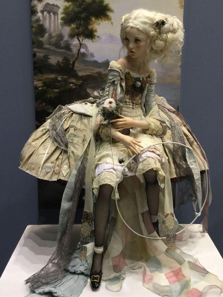 Выставка «Искусство куклы» 2016. Восторг - Ярмарка Мастеров - ручная работа, handmade