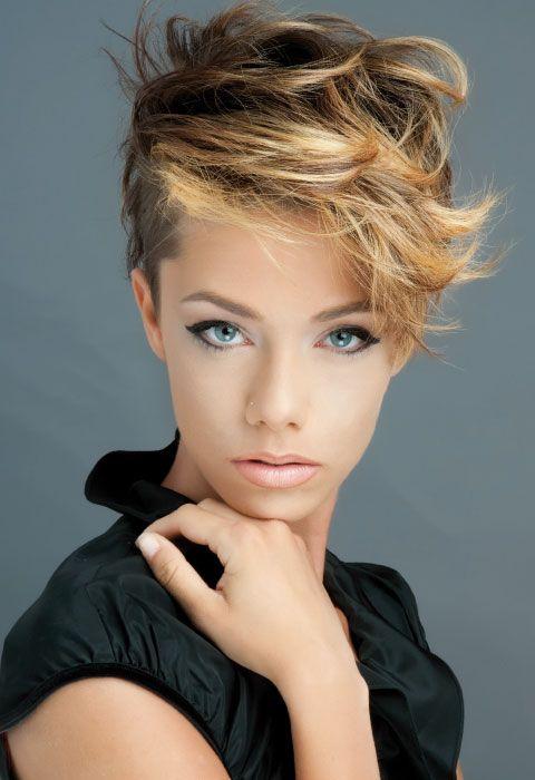 #hair #pixie