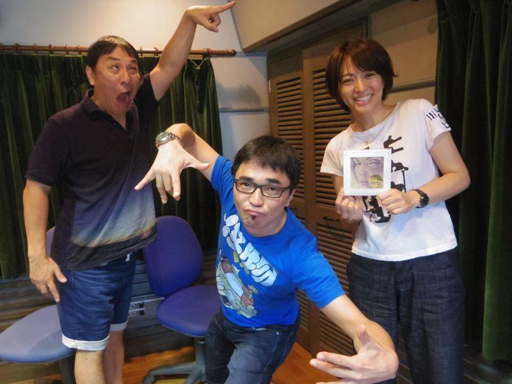 たまむすび160804(赤江珠緒&ピエール瀧&石野卓球)