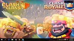 descargar clash royale para pc sin bluestacks - YouTube