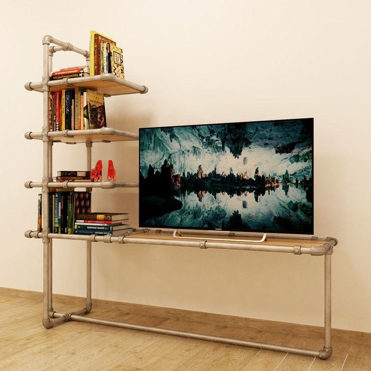 ... progettare #arredamentosumisura #soggiorno #studio #tv_living #