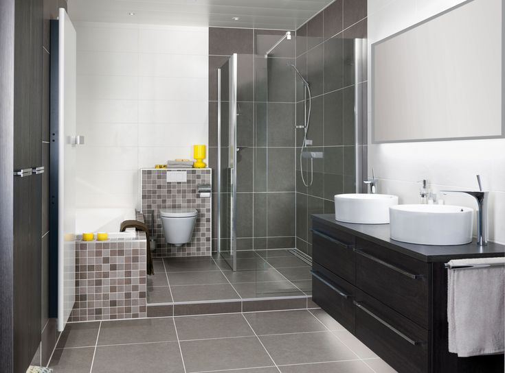 13 best GRANDO   Badkamers images on Pinterest   Bathrooms, Bathroom ...