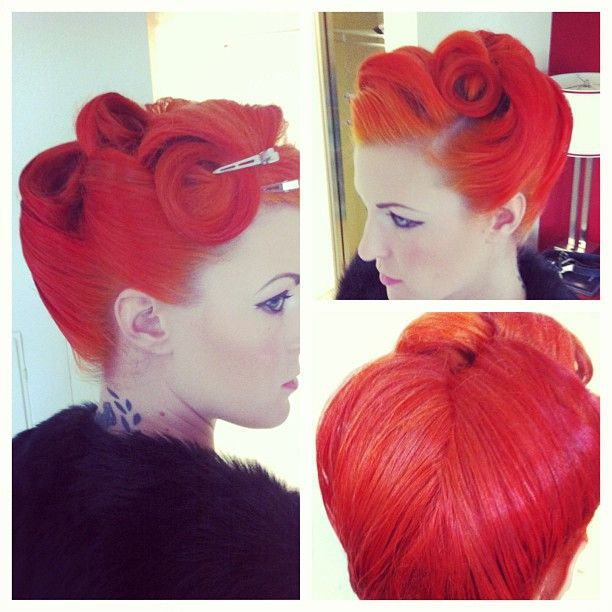 Hair by Madame Pomp