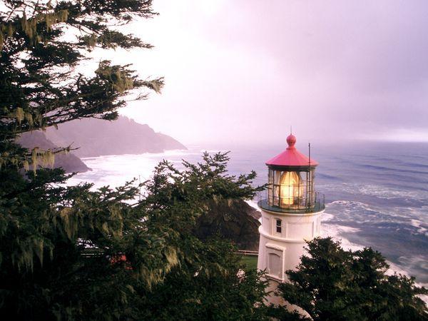 Oregon: Oregon Coast: Favorite Places, Lighthouses, Coast Lighthouse, Beautiful Places, Oregon Coast, Coast Awesome