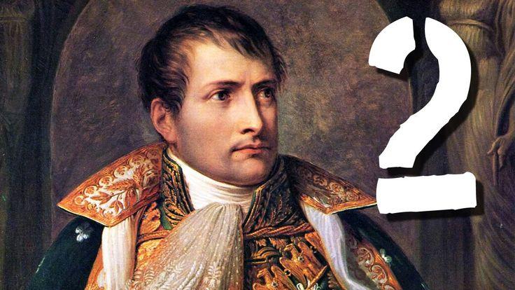 NAPOLEON - cz. 2 - podbój Europy - HARDKOR HISTORY