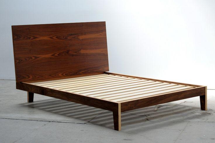 12 best bed images on pinterest - Plywood for platform bed ...