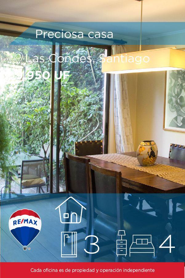 [#Casa en #Venta] - Preciosa casa en tranquilo sector Los Domínicos 🛏: 4 🚿: 3 👉🏼 http://www.remax.cl/1028050016-15  #propiedades #inmuebles #bienesraices #bienesraiceschile #inmobiliaria #agenteinmobiliario #exclusividad #asesores #construcción #vivienda #realestate #invertir #REMAX #Broker #inversionistas #arquitectos #venta #arriendo #casa #departamento #oficina #chile