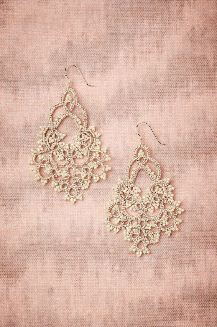 Dalloway Earrings from BHLDN