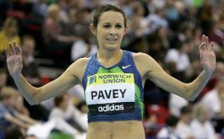 Jo Pavey named in Team GB Athletics squad for 2016 Rio Olympics