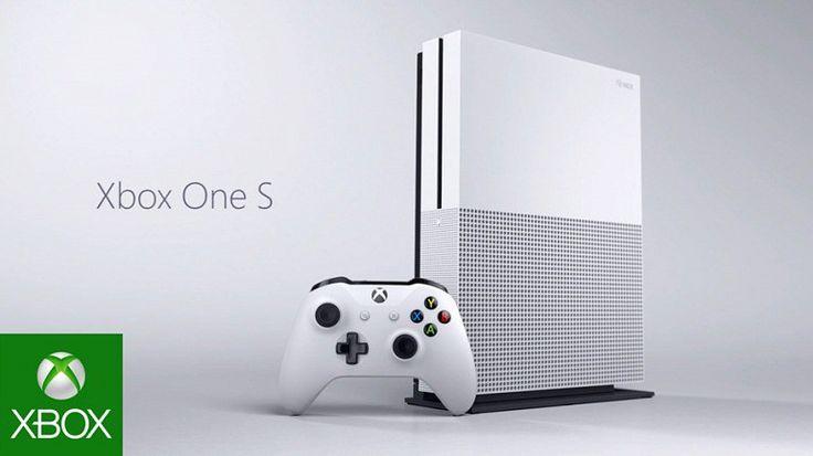 Xbox One S llega a Japón el próximo 24 de noviembre