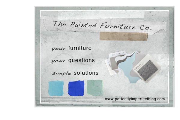 The Painted Furniture Co.--send in your questions about painting your furniture!