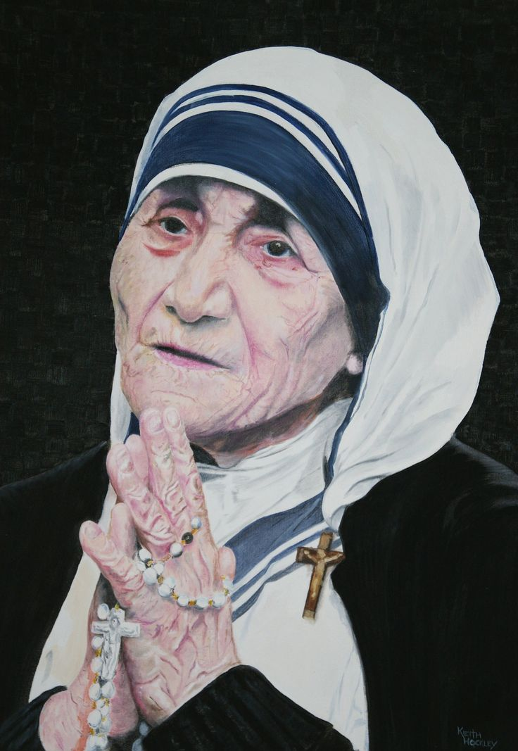 A Biography Of Mother Teresa The Roman Catholic Religious Sister And