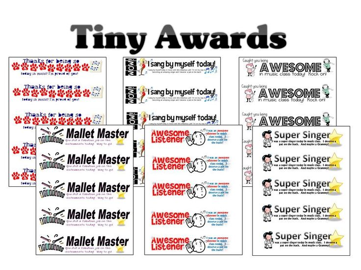 Download the Patterns and Templates Other Files   Tiny Awards for Music Classrooms