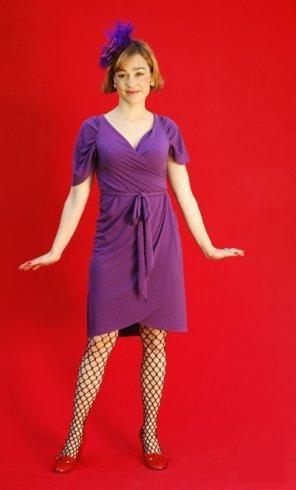 Еще одно платье-трансформер + выкройка + видео. Обсуждение на LiveInternet - Российский Сервис Онлайн-Дневников