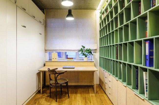 HappyModern.RU | Выбираем мебель-трансформер для квартиры: обзор самых комфортных и функциональных решений | http://happymodern.ru
