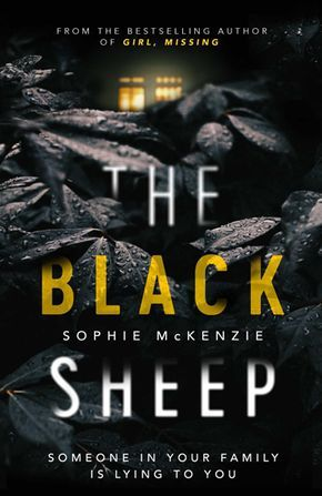 Sophie McKenzie's fantastic new thriller, The Black Sheep, is filled with suspense and intrigue. Read an extract from The Black Sheep over on our blog!