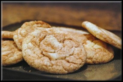 I call this easy because it doesn't use cream of tartar, which some people don't keep on hand.  These are basic ingredients and so yummy!