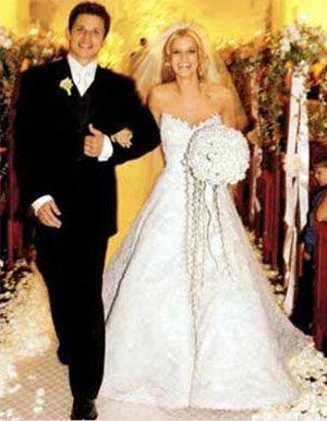 Jessica simpson wedding dress best image ficcio jessica s wedding dress jessica simpson pregnant junglespirit Images