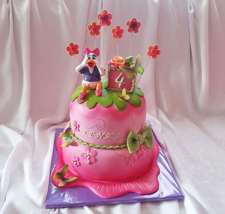 Torta - Daisy / Daisy cake