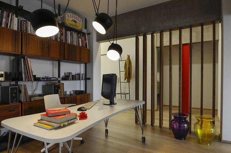 Apartment in Thessaloniki by Minas Kosmidis-Architecture In Concept #ArchitectureInConcept #MinasKosmidis