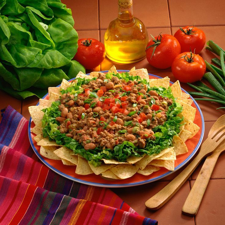 This Easy Low Fodmap Ground Beef Taco Salad Recipe Is A Perfect Addition To Your Low Fodmap Appetizers Rec Low Carb Taco Salad Fodmap Recipes Pork Rind Recipes