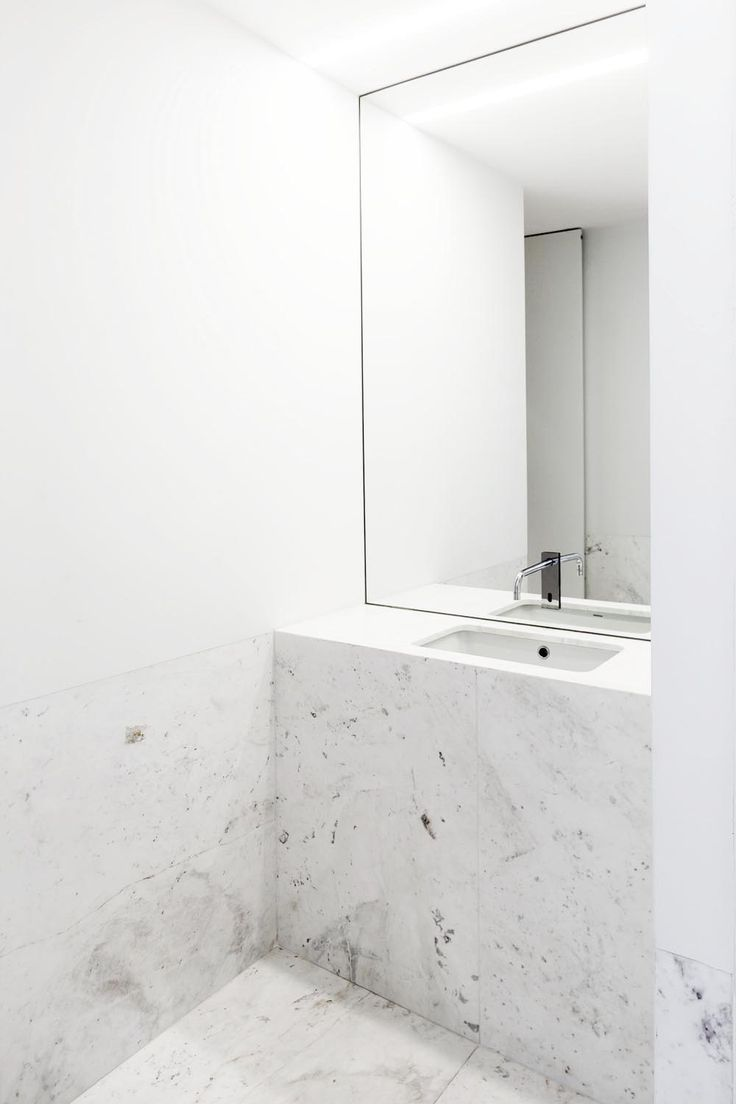 Marble bathroom floor restoration gallery - Marble Bathroom Gallery Of Honorary Consulate Of The Republic Of Namibia Sofia Granjo Arquitetos