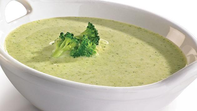 Receta: Crema de Brócoli