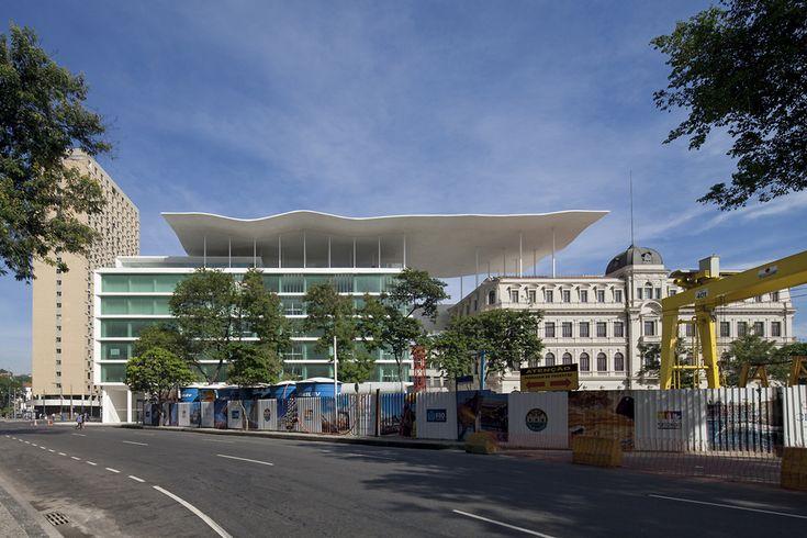 MAR – Museu de Arte do Rio / Bernardes + Jacobsen Arquitetura