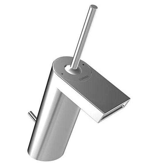 Hansa Stela Waschtisch-Einhand-Einlochbatterie mit Ablaufgarnitur