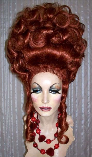 Pin On Wigs Hello Dolly