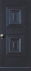 Hardhouten voordeur van albo. Deze deur heeft een tijdloze uitstraling door zijn klassieke en toch hedendaagse details. Ook geïnteresseerd in deze deur + montage en complete ontzorging neem dan een kijkje op www.simonmaree.nl !