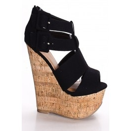 Black Women's Wedges: salestopp1se.gq - Your Online Women's Shoes Store! Get 5% in rewards with Club O!