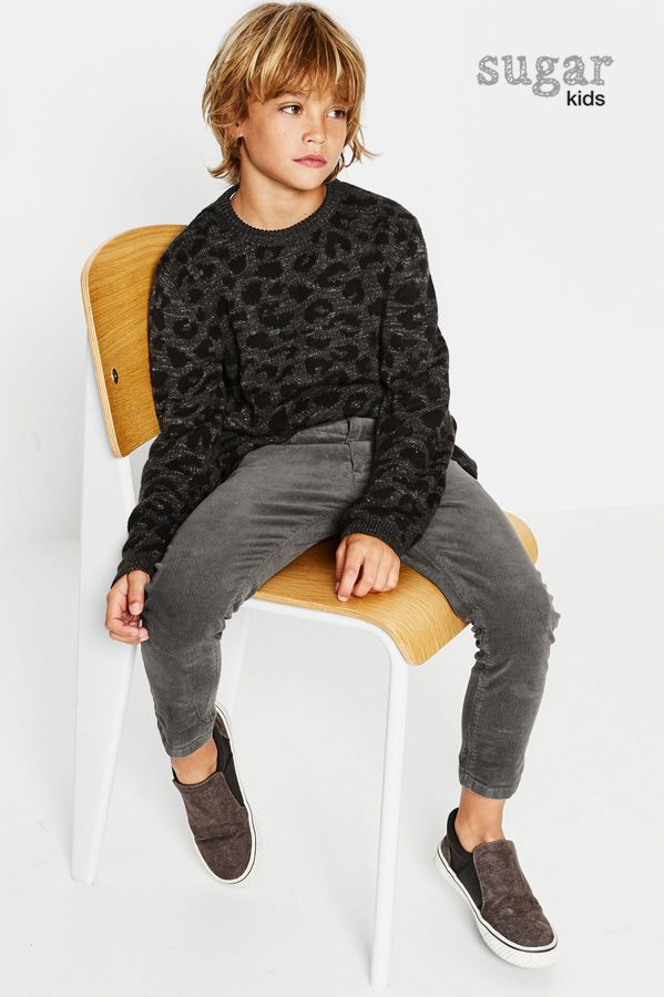 "Noahn from Sugar Kids for Zara ""Little Prices"""