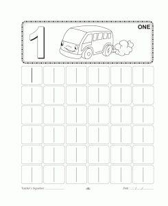 number trace worksheet for kids (1)