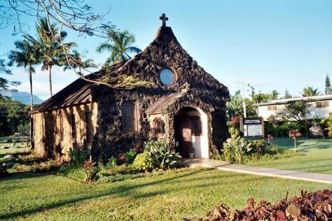 kauai churches - one of the most beautiful little churches ever!