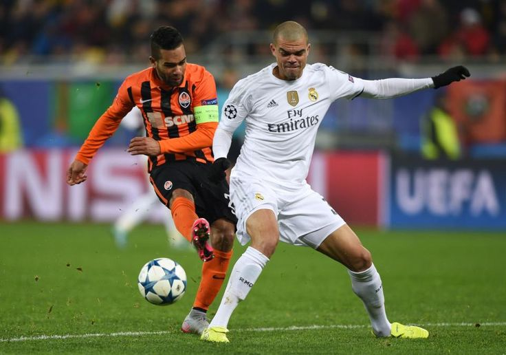 Real Madrid defender Pepe considering two offers to join Chinese Super League