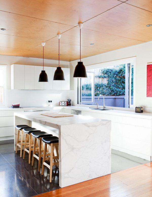 plywood ceiling panels (desire to inspire - desiretoinspire.net - Always Alwill)