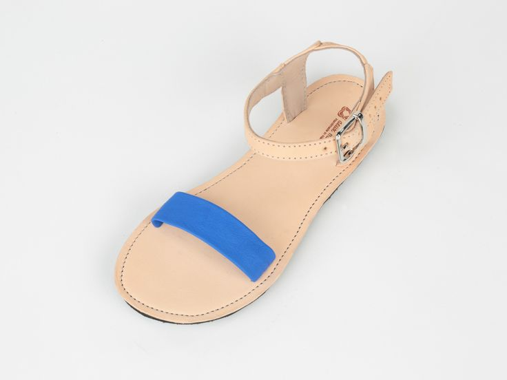 """Designed by supermodel Heide Lindgren, these unique looking sandals will turn heads. Bel Nanm means """"beautiful soul"""" in Haitian Creole, the beautiful souls who"""