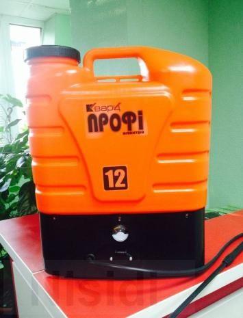 Электро опрыскиватель аккумуляторный Кварц Проф-электро ОГ-11 - Изображение 1