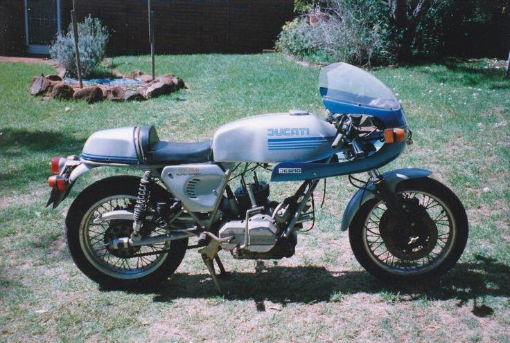 Ducati ... turning riders into mechanics since 1946