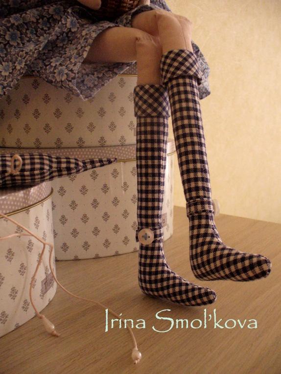 cute boot idea for Tilda