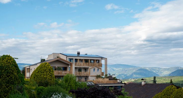 panorama hotel by noa* in kaltern an deer weinstrasse, italy