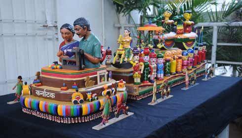 Karnataka to gift Obama Channapatna toys