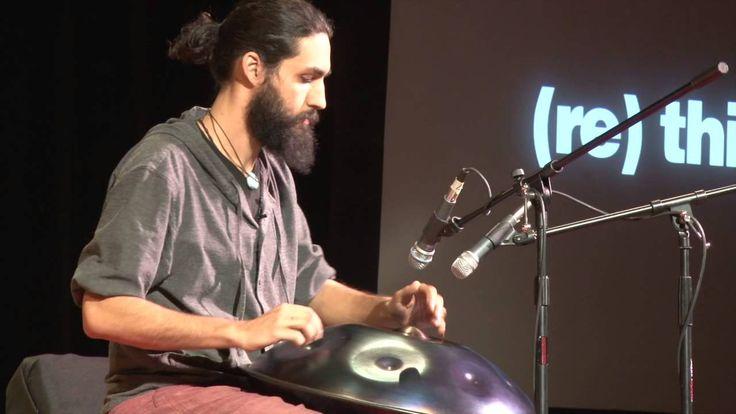 Exploration through Music PART I: Peter Levitov at TEDxUNCAsheville