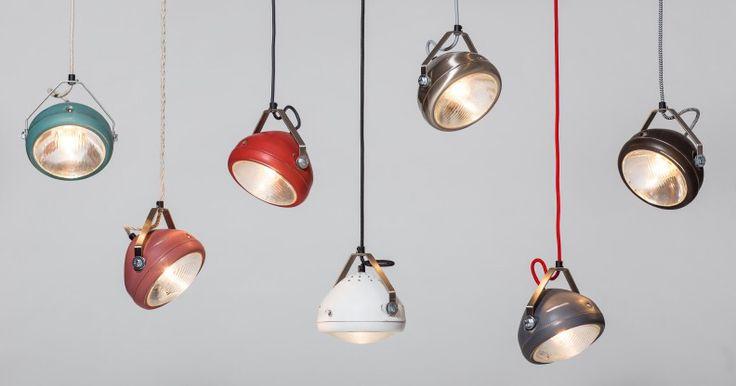 Hanglampen koplamp