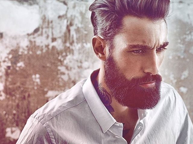 barbe: le style hipster