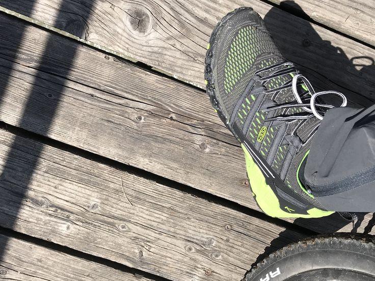KEEN Versago Schuhe auf Tour. Leichte Wanderschuhe im Test im Gebirge | Sports Insider Magazin