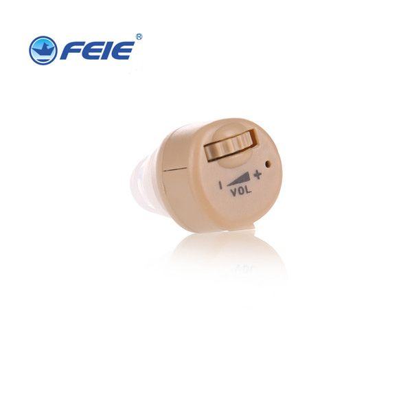 AS seen on TV 2018 earphone in canal hearing small audifonos para sordos S-85 analog invisible mini hearing aids pressure ulcer -- This is an Amazon Associate's Pin. Details on product can be viewed on the website by clicking the image.