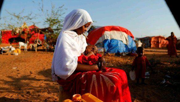 Keterlaluan, Kelompok Militan Halangi Bantuan untuk Anak-anak Kelaparan di Somalia